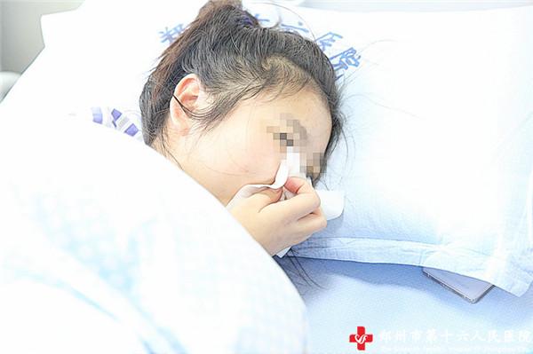 慢性鼻窦炎严重影响身心健康
